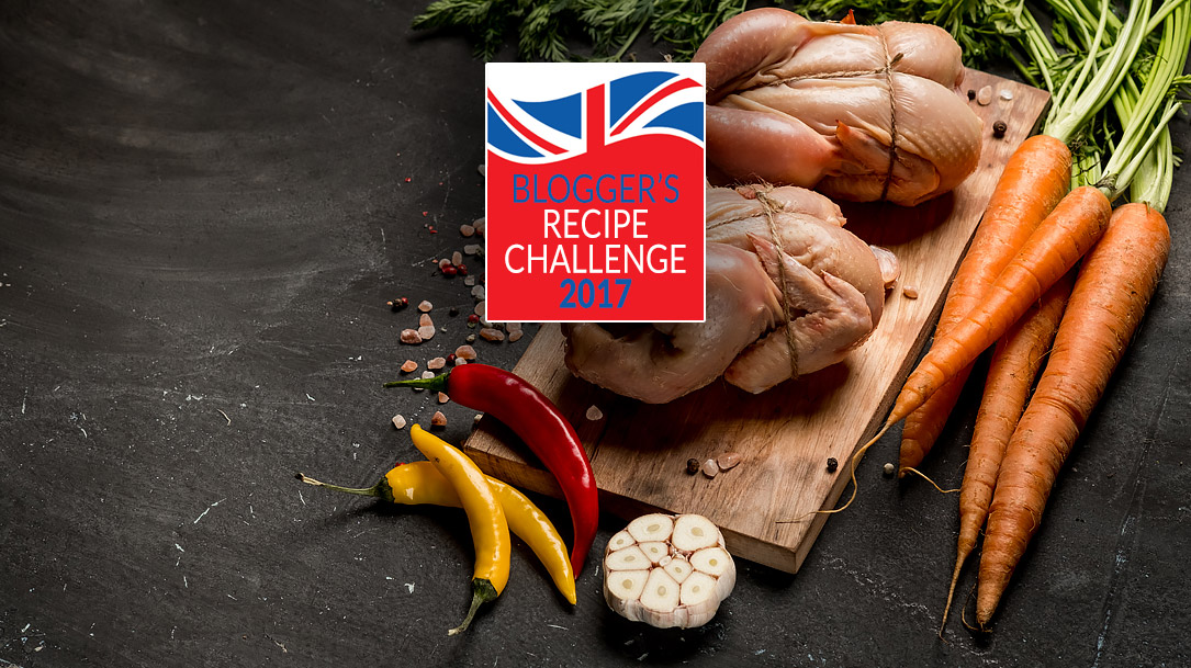 British Poultry Blogger's Recipe Challenge 2017