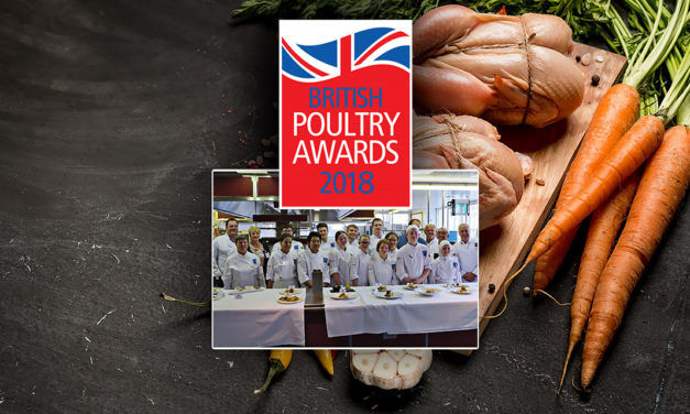 British Poultry Student Chef 2018 Winners Announced