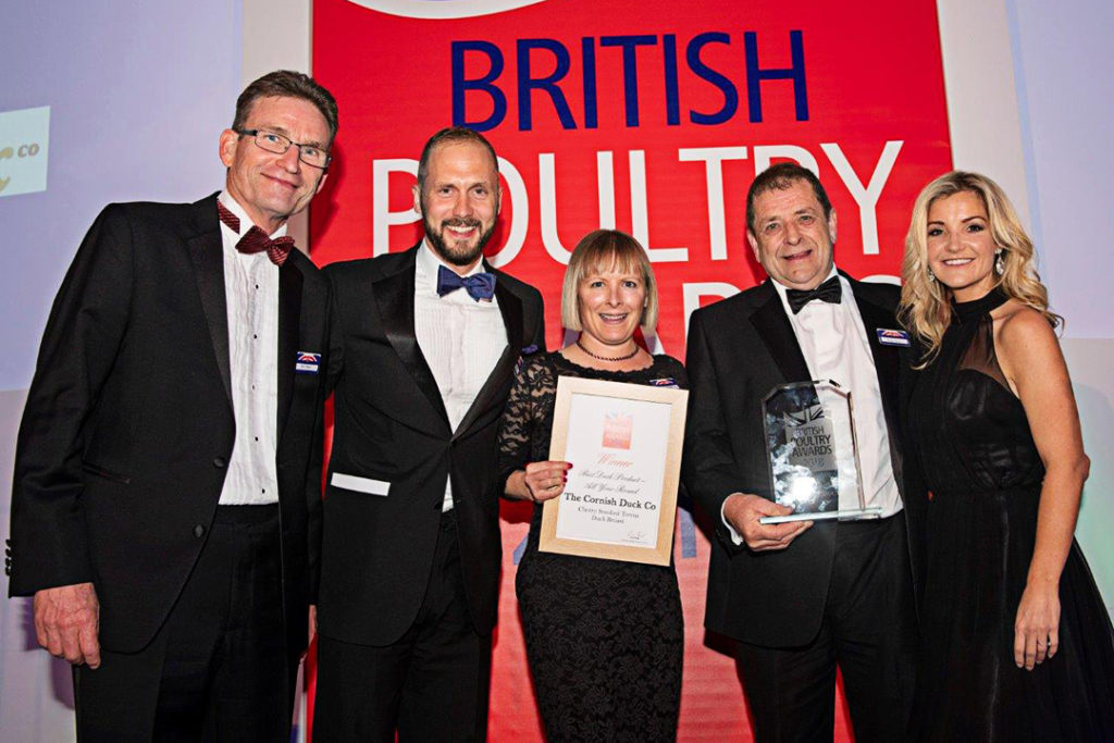 British Poultry Awards 2018 - Best Duck Product - AYR