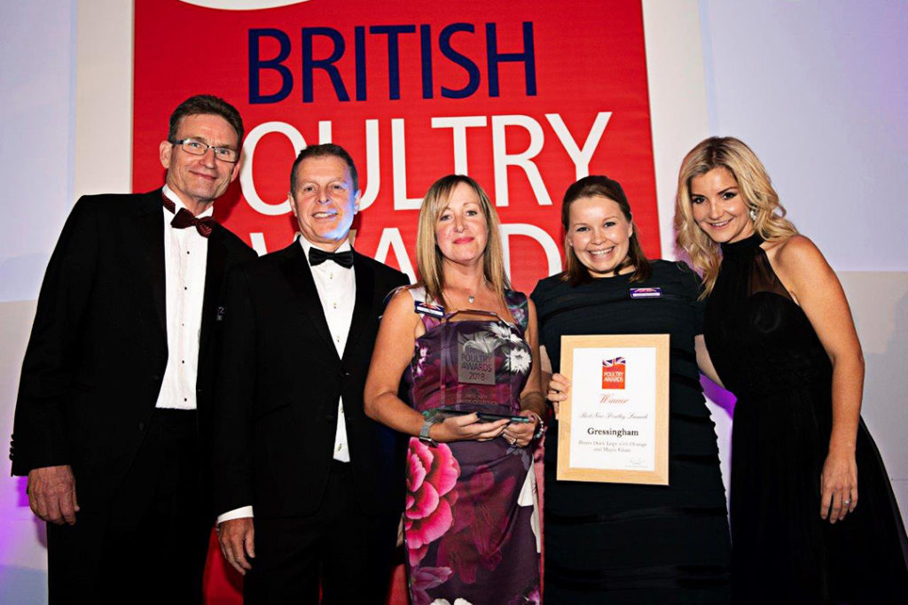 British Poultry Awards 2018 - Best New Poultry Launch