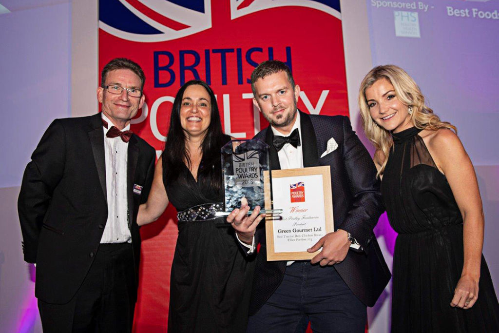 British Poultry Awards 2018 - Best Poultry Foodservice Product