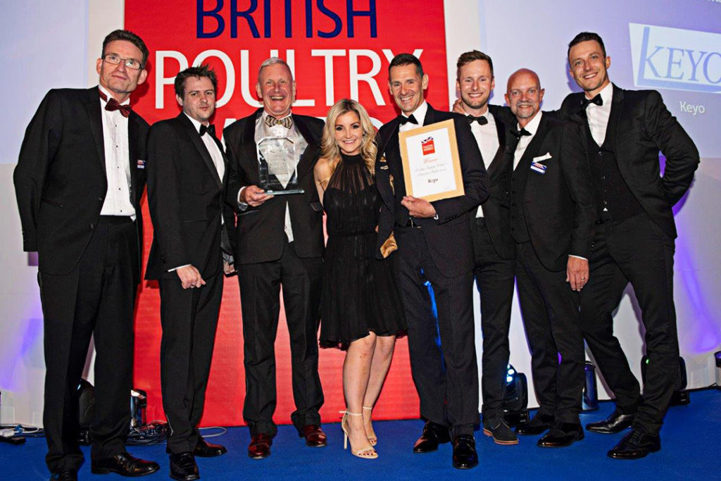 British Poultry Awards 2018 - Poultry Supply Chain - Standout Performance