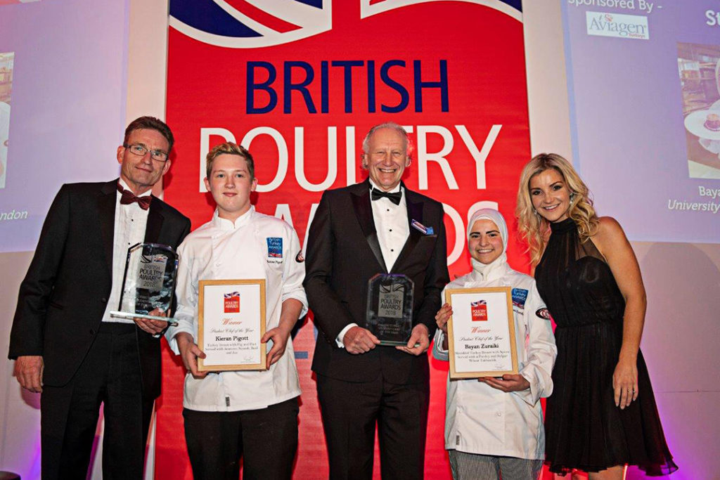 British Poultry Awards 2018 - Student Chefs of the Year