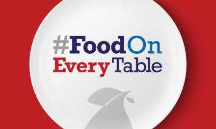 Our new campaign #FoodOnEveryTable