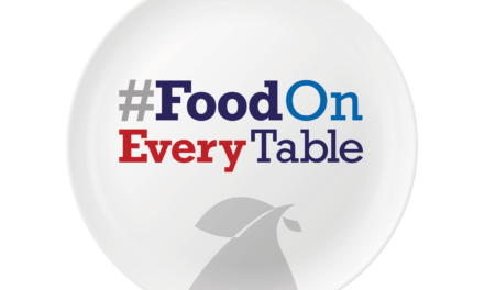 Introducing #FoodOnEveryTable
